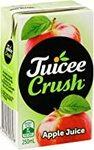 Juicee Crush Fruit Juice, Apple & Blackcurrant 2L $2.40, Apple/Multi Vitamin/Orange (250ml 6pk x 4) $12.48 @ Amazon