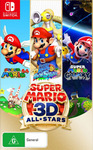 [Switch, Pre Order] Super Mario 3D All Stars $63.32 Delivered @ The Gamesmen eBay