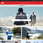 Friends & Family Sale - 40% off* All Full Priced Styles (Free Shipping with Minimum $100 Order) @ Helly Hansen