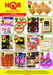 [VIC, SA] Nobby's Salted Cashews 50g X Box of 24 for $6 (Equivalent to $5/kg) @ NQR