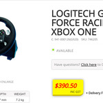 Logitech G920 & G29 - $390.50 + $12 Delivery [Normally $499] @ JB Hi-Fi Commercial (Membership Required)