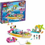 LEGO Friends Party Boat 41433 $79.20 Delivered (RRP $159.99) @ Amazon AU