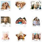 Personalised Christmas Stamps 20x 65c $16 (Was $26) @ Australia Post