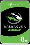 Seagate Barracuda Internal Hard Drive 8TB 5400 RPM $204 + Delivery (Free with Prime) @ Amazon US via AU