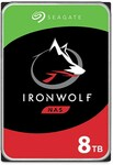 Seagate IronWolf 8TB ST8000VN004 NAS HDD $279 Delivered @ Mwave