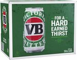 [Prime] Victoria Bitter 30 Pack $52.20 Delivered @ Carlton & United Breweries, Amazon AU