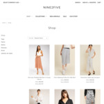 30% off storewide on Women's Fashion + Further Sale Markdowns - Free Shipping over $50 @ nine2five