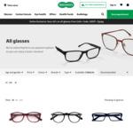 Prescription Sunglasses (UV Tint + Scratch Resistant) $39 + Shipping @ Specsavers