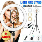 12'' Dimmable LED Ring Kit with Stand (Save 50%) $29.97 Delivered, + 10% Off Purchases of 2 or More @ Protec.online eBay