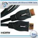 2m HDMI High Speed with Ethernet Cable v1.4a for $5.00 with Free Shipping - Jamellcables.com.au