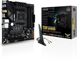 ASUS TUF GAMING B550M-PLUS Wi-Fi AM4 Micro-ATX Motherboard $199 + Delivery (Free with $200 Spend/ mVIP/ Sydney C&C) @ Mwave