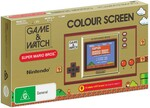 [Pre Order] Game & Watch: Super Mario Bros $79 + Delivery @ Big W (Online Only)