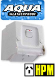 HPM AQUA Weatherproof IP54 Single Switched Powerpoint GPO Outlet Socket 10A $15 Delivered @ Eeet5p via eBay