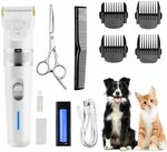 Dog Clippers Set - $22.54 + Delivery ($0 with Prime/ $39 Spend) @ Ottertooth Direct, Amazon AU