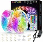 SHOPLED RGB LED Strip Lights 10m for Bedroom $16.23 + Delivery ($0 with Prime/ $39 Spend) @ YK-SHOPLED AU DIRECT via Amazon AU