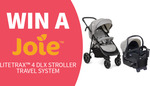 Win a Litetrax 4 DLX Stroller Travel System Worth $699 from Seven Network