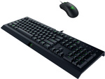 Razer Mouse & Keyboard Gaming Pack 2pc $79.99 Delivered ($50 off) @ Costco Online (Membership Required)
