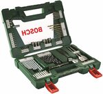 Bosch 83 Piece V-Line Titanium Drill Bit and Screwdriver Bit Set for $41.30 Delivered @ Amazon AU