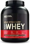 [Prime] Optimum Nutrition Gold Standard 100% Whey Protein Powder 2.27Kg Varieties - $65-$68 ($58-$61 S&S) @ Amazon AU