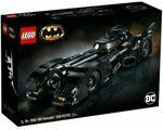 [Afterpay] LEGO Super Heroes 1989 Batmobile 76139 $271.15 Delivered @ BigW eBay