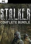 [PC, GOG] S.T.A.L.K.E.R. Complete Bundle $2.89 (GOG Key) @ Cdkeys.com