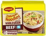Maggi 2 Minute Noodles 5 Pack (Minimum Quantity 1) $1.97 ($1.77 S&S) + Delivery ($0 with Prime/ $39 Spend) @ Amazon AU