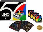 UNO 50th Anniversary Premium Edition $24.50 + Delivery ($0 with Prime/ $39 Spend) @ Amazon AU