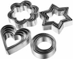 Fomatrade Cookie Cutter $8.99 (Was $14.99) + Delivery (Free with Prime/ $39 Spend) @ Reborn-AU via Amazon AU