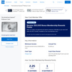 AmEx Platinum Charge Card: 350,000 Bonus Points with $3,000 Spend in 3 Months; $1,450 Annual Fee (New Customers Only)