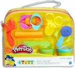 Play-Doh Starter Set Inc 4 Tubs of Non-Toxic Dough and 6 Accessories $11.99 + Delivery ($0 with Prime/ $39 Spend) @ Amazon AU