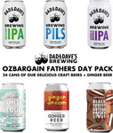 Dad & Dave's OzBargain Fathers Day Beer Tasting Pack (24x 375ml Cans) $99 (Valued $151) Delivered @ Dad N Dave's Brewing