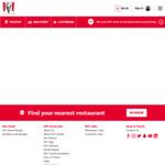 [KFC] 30% off via KFC App ($20 Min Spend)