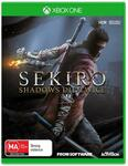 [XB1] Sekiro: Shadows Die Twice $19 + Delivery ($0 C&C/ in-Store/ $100 Spend to Select Areas) @ JB Hi-Fi