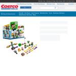 LEGO Super Mario Adventures with Luigi Starter Course 71387 $59.99, Mario Starter Course 71360 $49.98 Delivered @ Costco