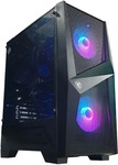 Desktop Gaming PC with Ryzen 5 3600 CPU, RTX 3060 Ti, B550 MB, 1TB M.2 NVMe SSD, 650W PSU $1788 + Delivery @ TechFast