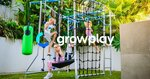 Win a Monkey Bar Set Worth $1,790 from Growplay