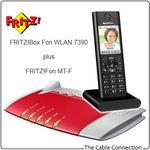 Fritz!Box AVM7390 ADSL2+ VDSL Router + Fritz! Box AVMMT-F DECT Phone Bundle -NSW/WA Pickup $335