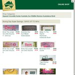 Australia Zoo Online Shop, Boxing Day Sale! on 26 December Save up to 50% OFF Selected Items!