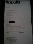 Breville Fast Slow cooker (BPR200) $89, Dual Boiler (BES900) $959 @ Breville Outlet, Fitzroy