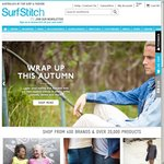 SurfStitch 25% off Your Order When You Spend over $60