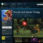 Jak & Daxter Trilogy PS VITA - Free for PSN+ Members