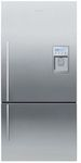 Fisher & Paykel Fridge 519L $1149 (Save $778) Panasonic 8.0kW Air Con $1469 (Save $627) @Masters