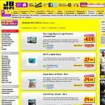 Wii U Only Games from JB Hi-Fi Discounted. $29 Splinter Cell, $39 Rayman Legends, etc