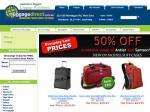 50% OFF Samsonite Aeris 09 Hardcase Luggage - 10 Year Warranty +FREE GIFT