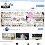 Angel Aromatics - Free Flowers When You Spend $50 or More Online - Free Shipping over $100