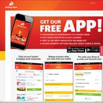 Delivery Hero - Order Via App and Get 15% Discount with Code APPY5