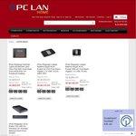 7 Days Sales: Linksys EA6700 $149, Lacie 1TB Rikiki $79, HP Microserver N54L $229, and More @PCLAN