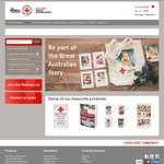 Free Shipping on Red Cross Online Shop