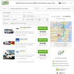 Hassle-Free Express Airport Transfer Deal from $14.50 + 10% Cash Back - No Hidden Fees @ Jayride