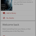 Free Movie: Gravity (Google Play, Nexus 5 Only It Seems)